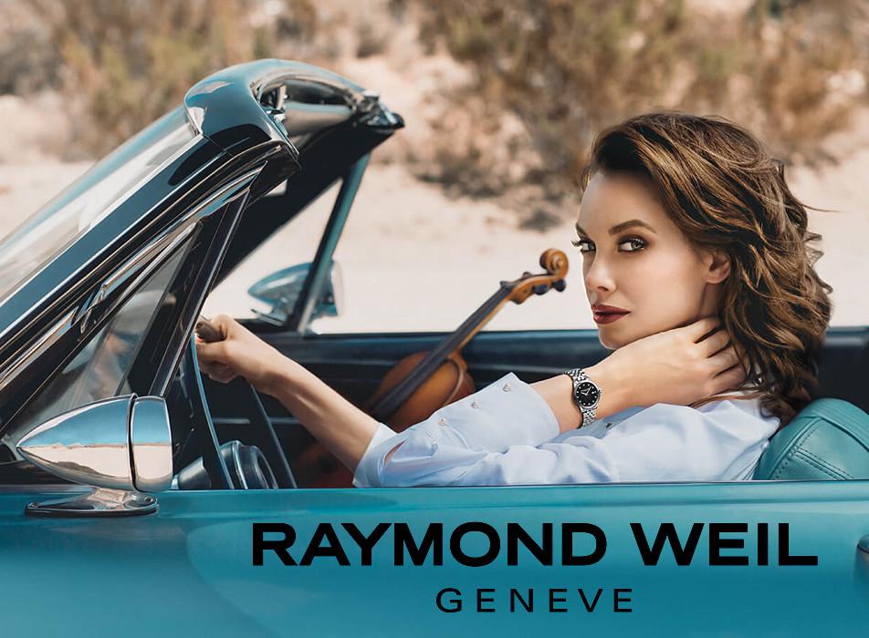 Relojes Raimond Weil Mujer