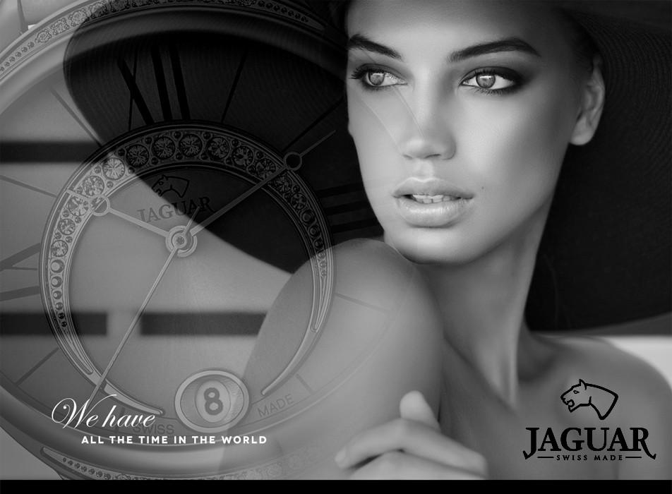 Jaguar Mujer